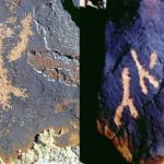 rock art archaeology news. Names of Israel God