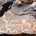 Rock Art archaeology news. Baal and Mot cycle Negev Rock art