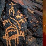 Rock art research news, and the Ibex