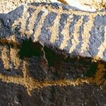 Rock Art research mythology news. afterlife bird and boat rock art