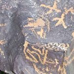 rock art research news. maze labyrinth in rock art